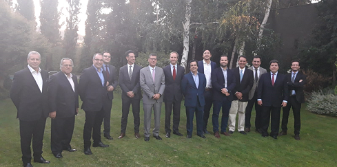 O Chile foi o destino ecolhido por 5 empreas portuguesas para expandir os seus negócios